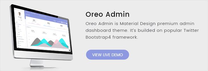 Oreo Mega Bundle - Oreo Admin